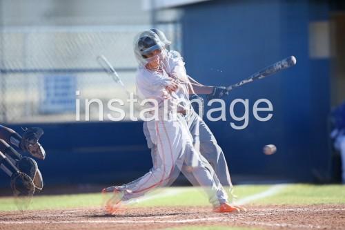 130409_Douglas High Baseball multiple exposure trial bat