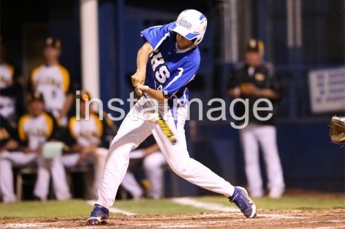 130508_Carson High Baseball Playoffs_Casey batting
