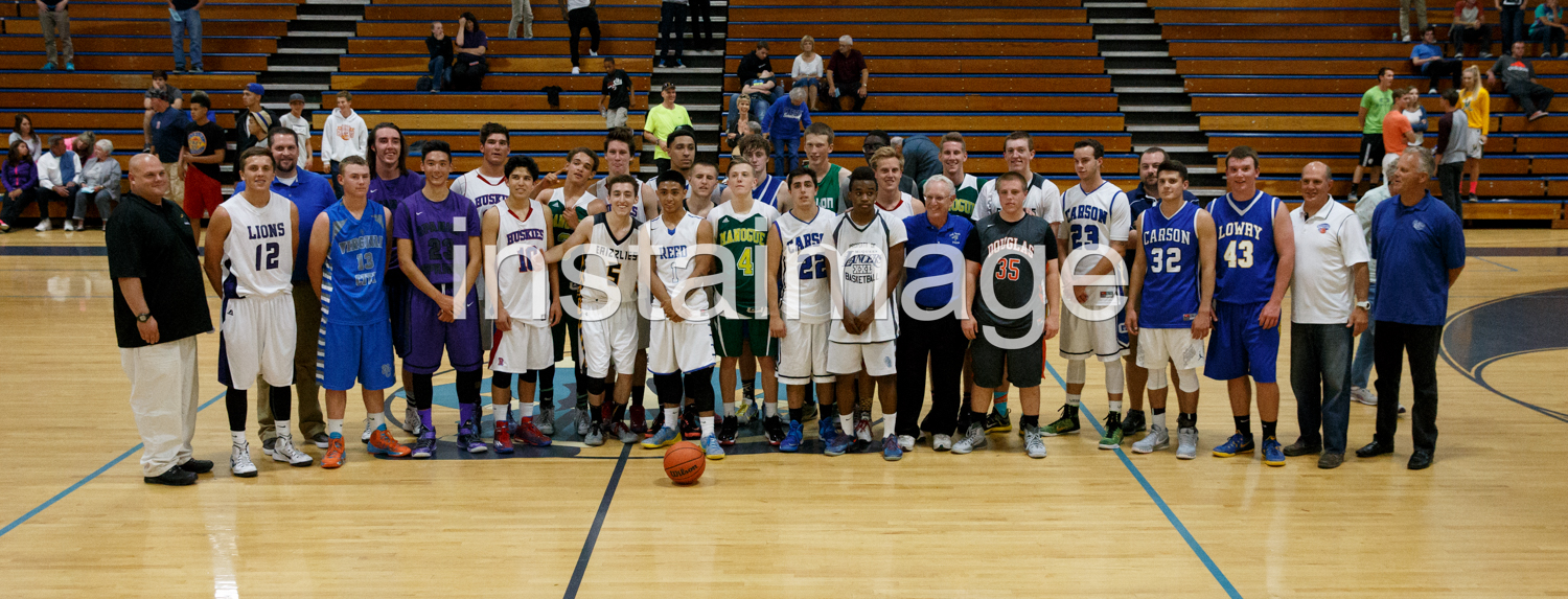 LSP Senior All Star Boys Basketball