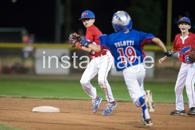 Washoe Little League All Star, Lucas Bain