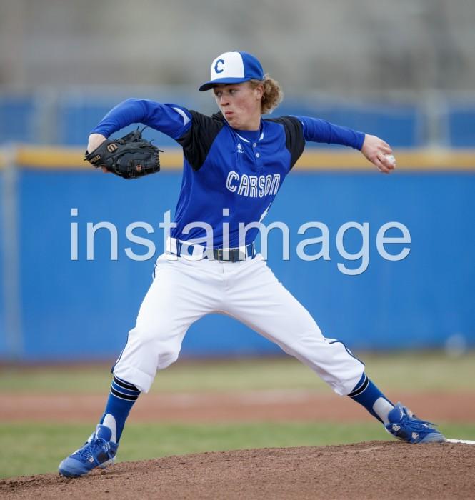 Bryce Moyle, Carson High Baseball 2016