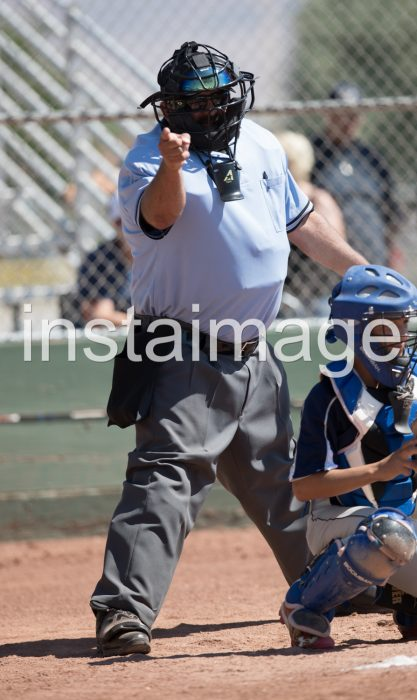 Nevada District 1 Little League Umpire