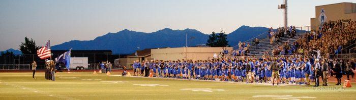 The National Anthem, Carson High School