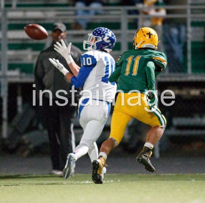 Brandon Gagnon, Carson High