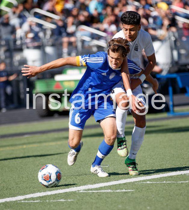Carson High Soccer, Peter Garrett